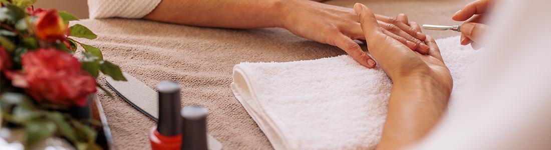 manicure day spa